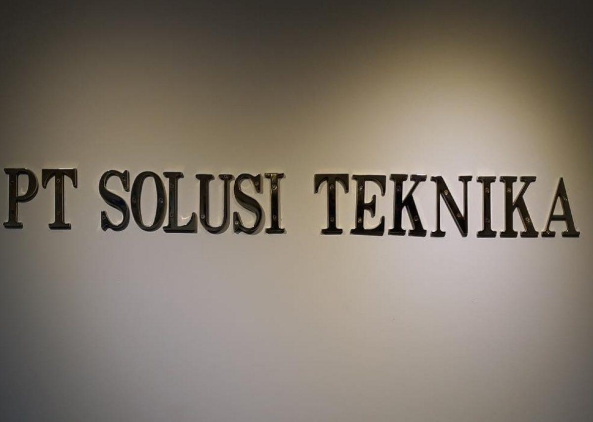 PT. SOLUSI TEKNIKA